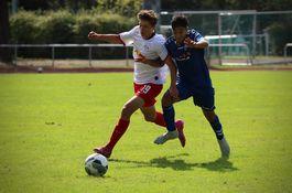 B-Junioren gegen RB Leipzig II