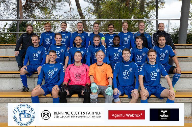 F.C. Hertha 03 Zehlendorf - 3. Herren
