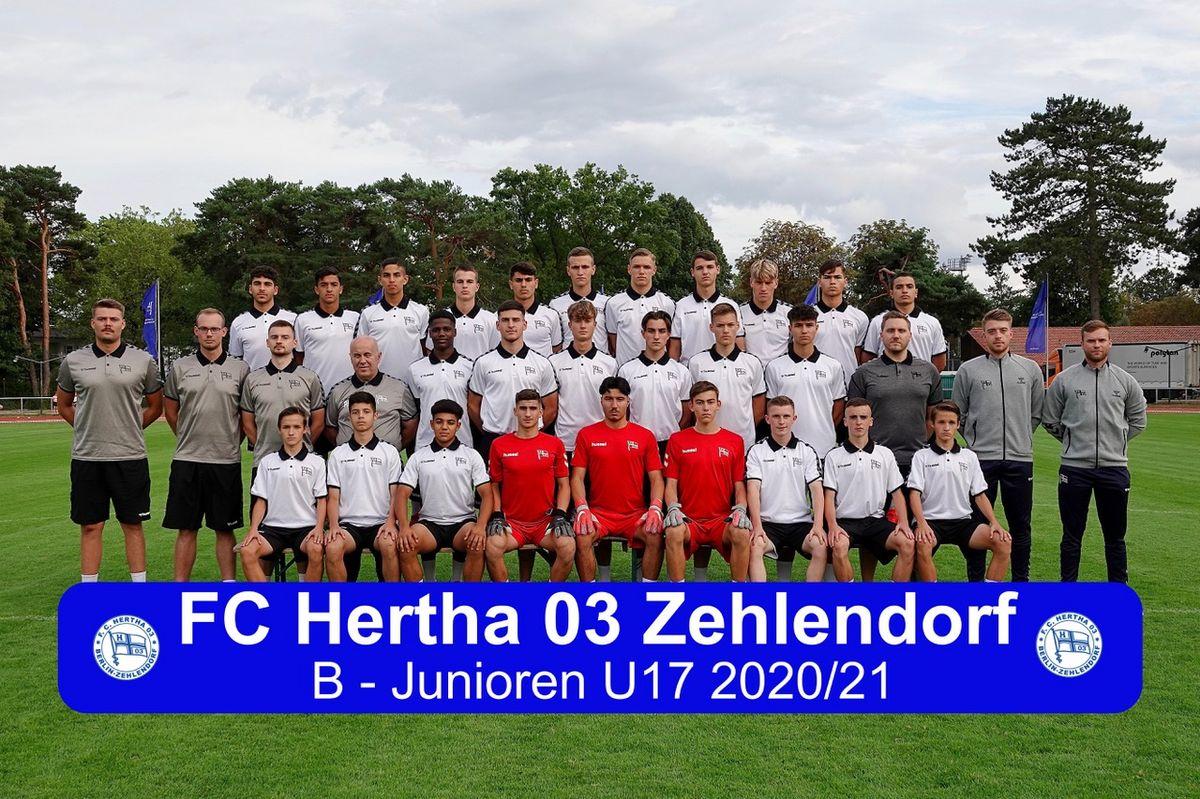 U17 Saison 20/21