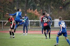 B_Jugend gegen Hertha BSC