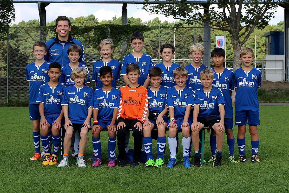 F.C. Hertha 03 Zehlendorf - 8. D-Junioren