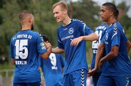 1.Herren gegen FC Hansa Rostock II