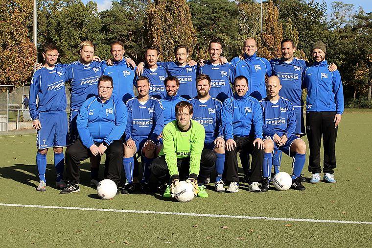 F.C. Hertha 03 Zehlendorf - 1. Senioren