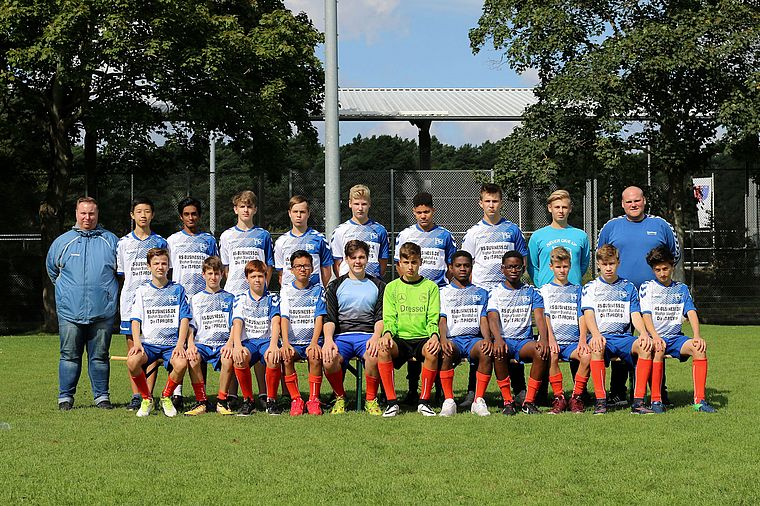 F.C. Hertha 03 Zehlendorf - 5. C-Junioren