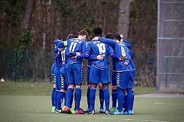 B-Jugend gegen Chemnitzer FC