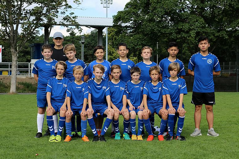 F.C. Hertha 03 Zehlendorf - 7. D-Junioren