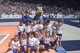 U8 gewinnt Volksbank-Cup