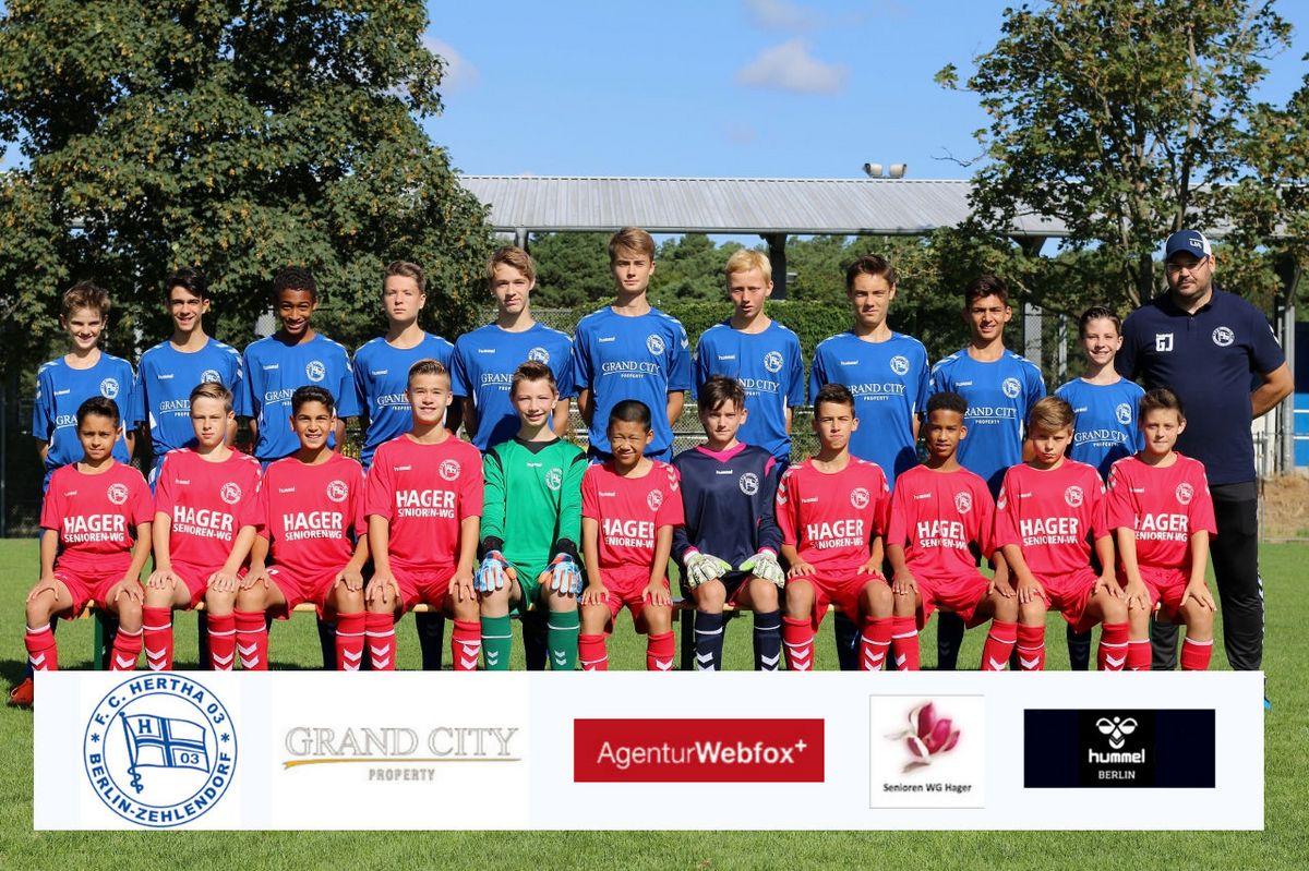 2. C-Junioren (U14) - F.C. Hertha 03 Zehlendorf