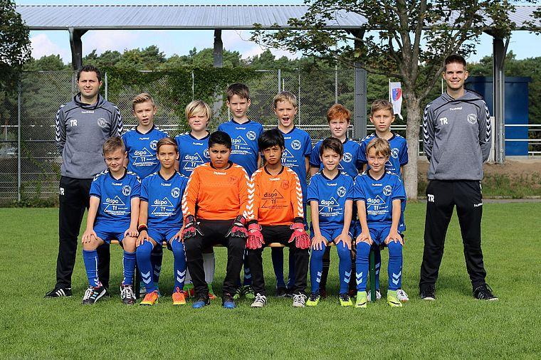 F.C. Hertha 03 Zehlendorf - 4. D-Junioren