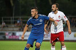 5:1 Sieg gegen 1.FC Frankfurt (1)