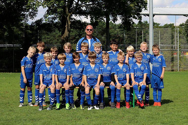 F.C. Hertha 03 Zehlendorf - 6. E-Junioren