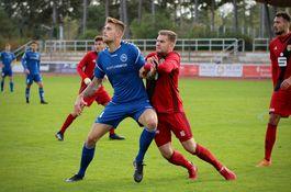 1. Herren gegen 1 FC Lok Stendal