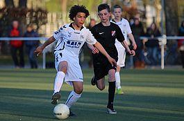 D-Junioren(U13) im Pokal gegen 1.FC Wilmersdorf 0:1