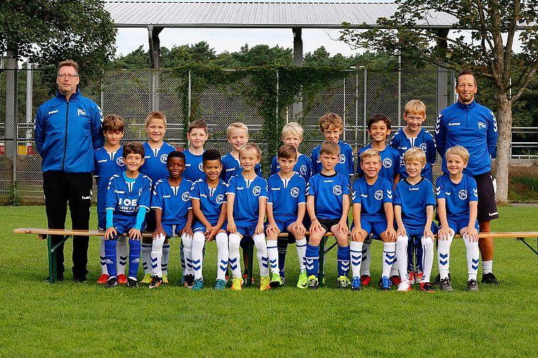 F.C. Hertha 03 Zehlendorf - 9. F-Junioren