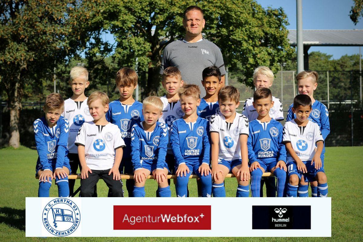 2. F-Junioren (U8) - F.C. Hertha 03 Zehlendorf