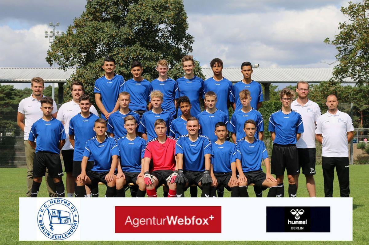 2. B-Junioren (U16) - F.C. Hertha 03 Zehlendorf