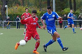 A-Jugend gegen Empor (2:0)