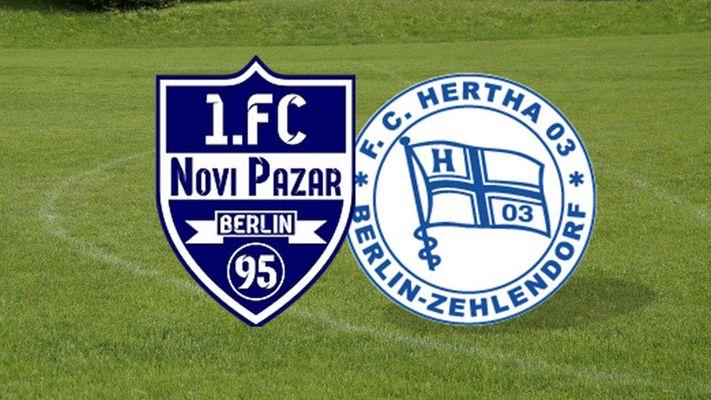Novi Pazar - Hertha 03