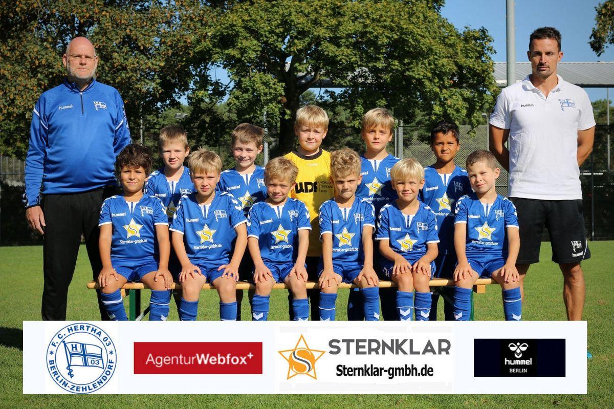 4. F-Junioren - F.C. Hertha 03 zehlendorf