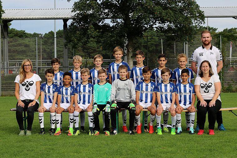 F.C. Hertha 03 Zehlendorf - 1. E-Junioren