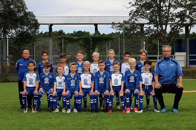 F.C. Hertha 03 Zehlendorf - 1. F-Junioren