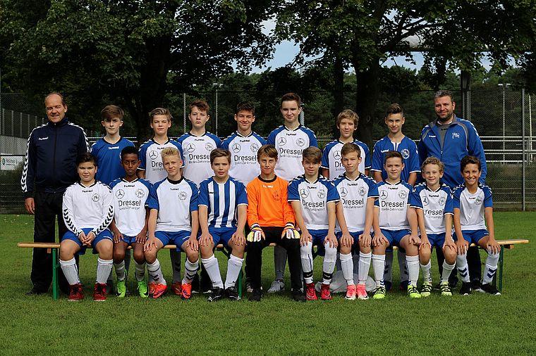 F.C. Hertha 03 Zehlendorf - 6. C-Junioren