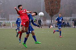 B-Junioren gegen SV Babelsberg 03 2:2