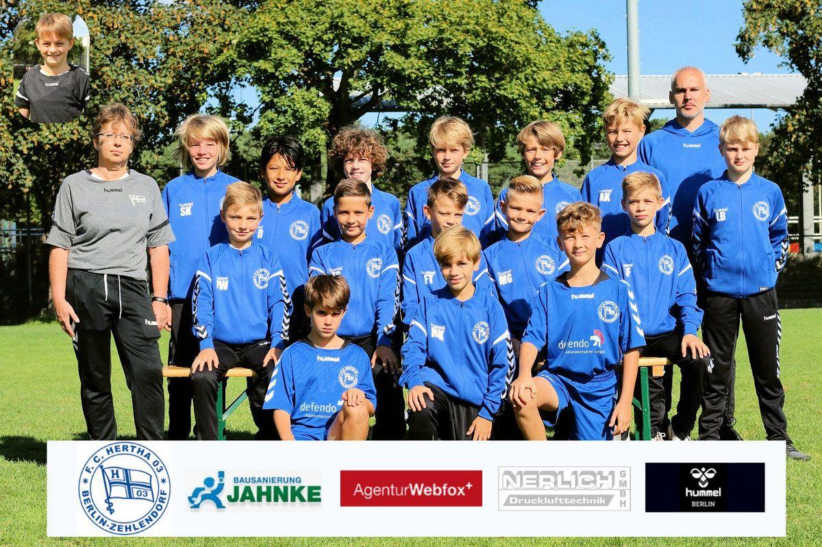 3. E-Junioren - F.C. Hertha 03 Zehlendorf