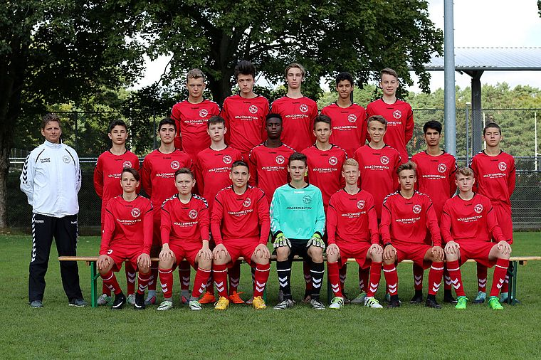 F.C. Hertha 03 Zehlendorf - 3. B-Junioren