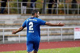 1.Herren gegen FC Strausberg (6:0)