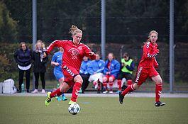 1.Damen gegen SV Adler 13:0