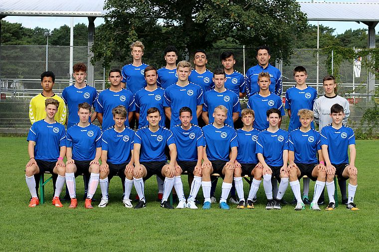F.C. Hertha 03 Zehlendorf - 2. A-Junioren