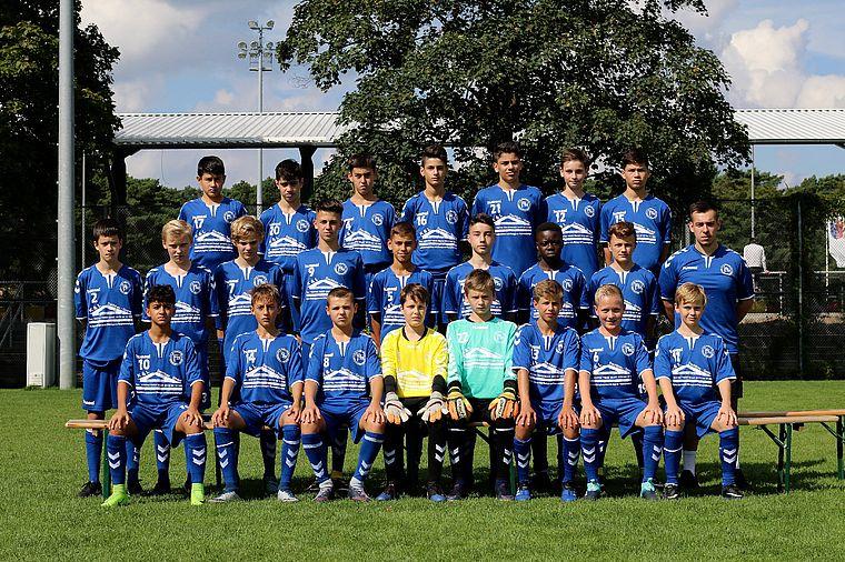 F.C. Hertha 03 Zehlendorf - 2. C-Junioren
