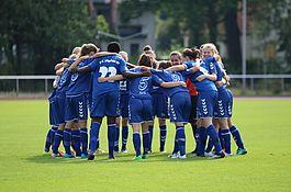 B-Mädchen gegen Werder Bremen