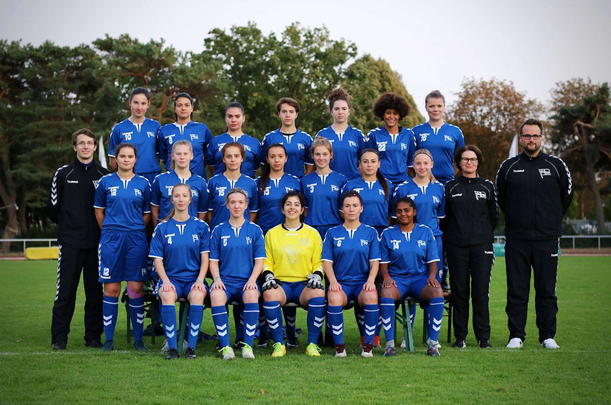 1. Frauen - F.C. Hertha 03 Zehlendorf