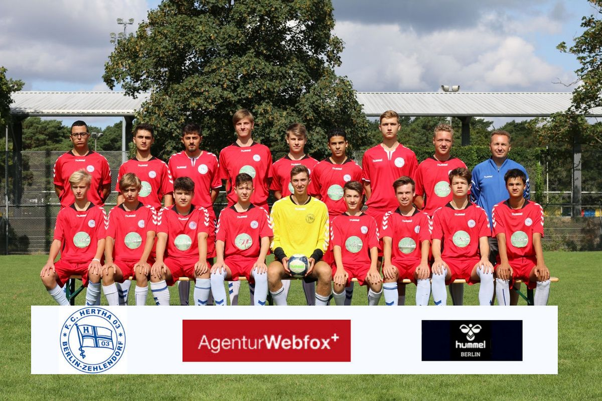 5. B-Junioren - F.C. Hertha 03 Zehlendorf
