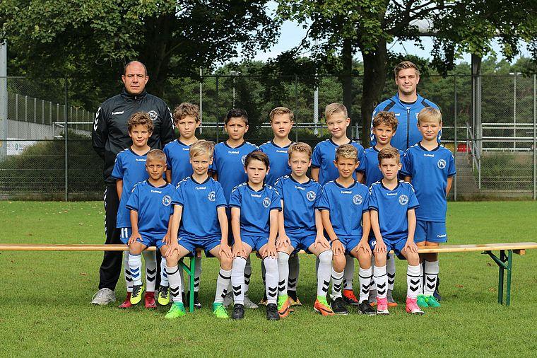 F.C. Hertha 03 Zehlendorf - 3. E-Junioren