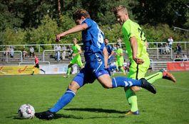 1.Herren gegen SC Staaken im Pokal