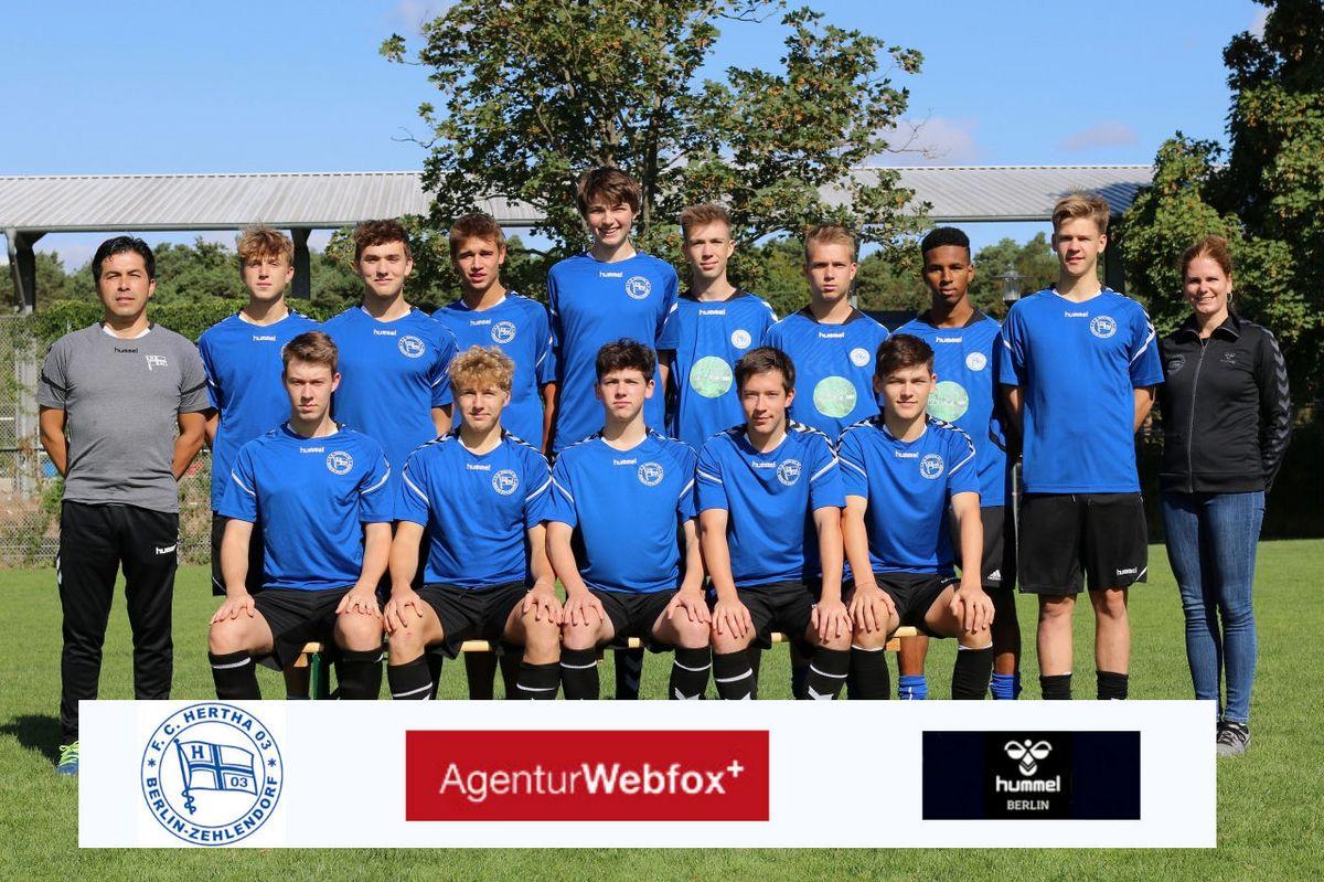 2. A-Junioren (U18) - F.C. Hertha 03 Zehlendorf