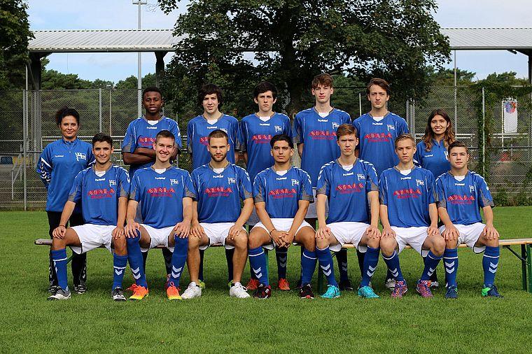 F.C. Hertha 03 Zehlendorf - 3. A-Junioren