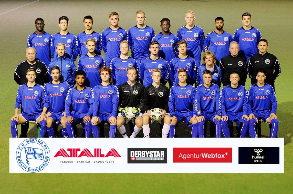 F.C. Hertha 03 Zehlendorf - 1. A-Junioren (U19)