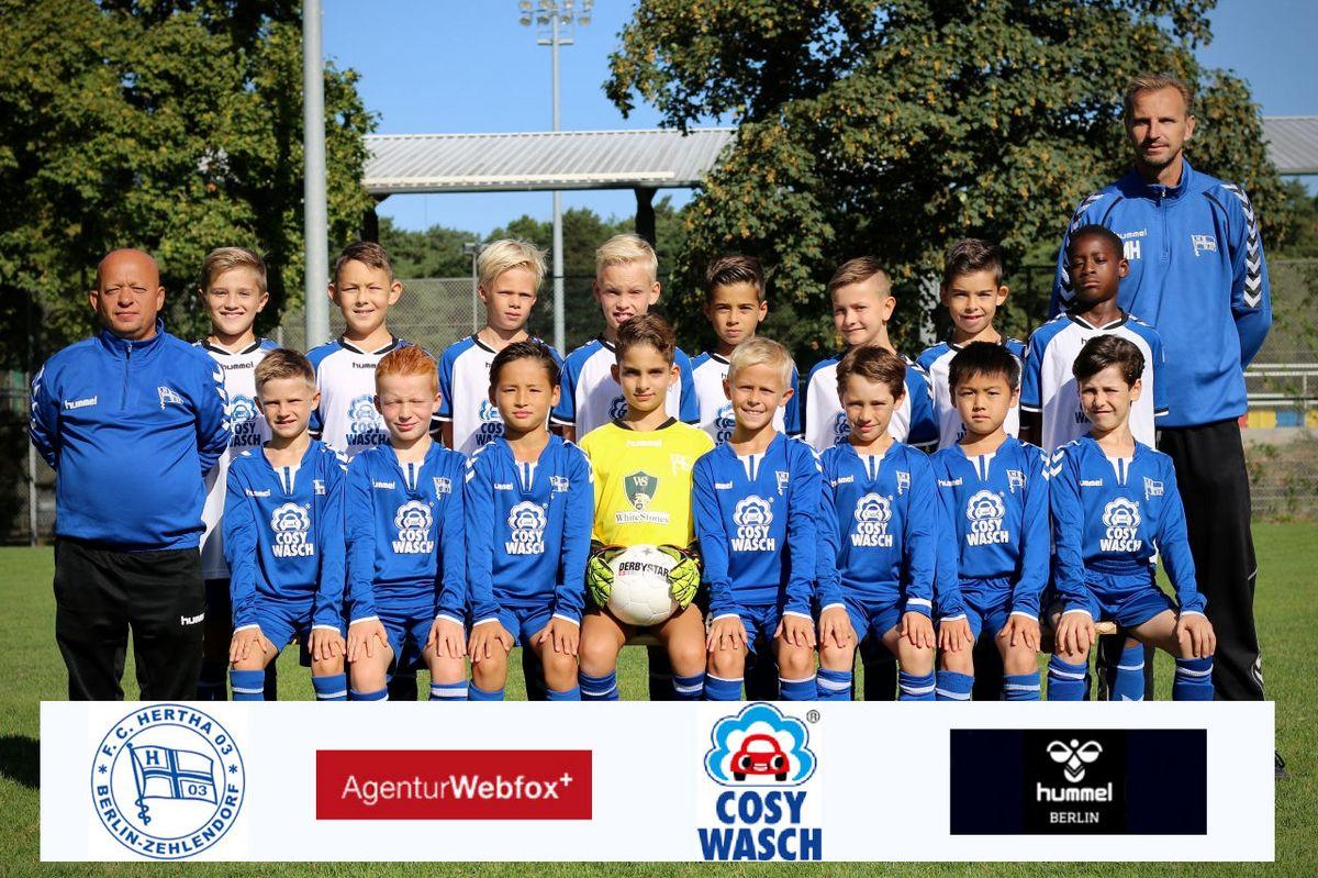2. E-Junioren (U10) - F.C. Hertha 03 Zehlendorf