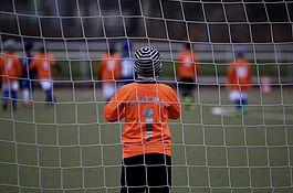 2.G Junioren gegen Oranje II