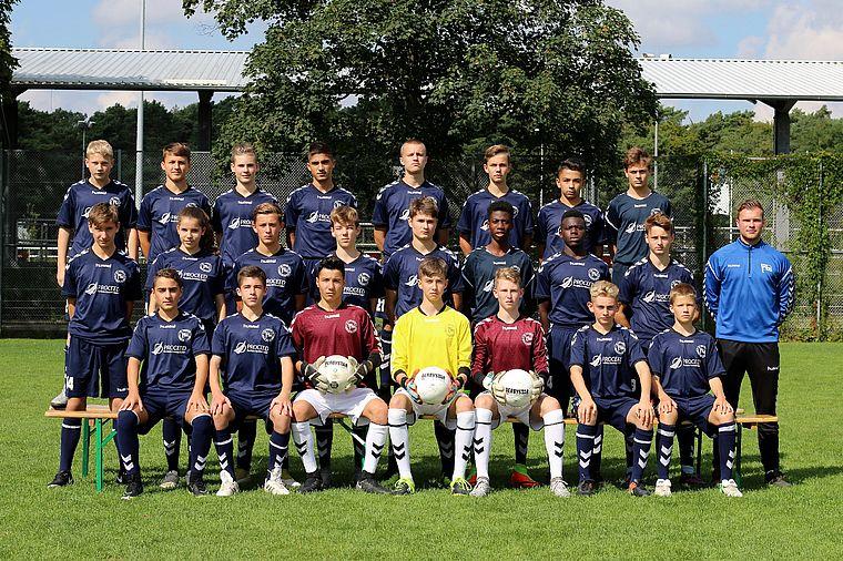 F.C. Hertha 03 Zehlendorf - 1. C-Junioren