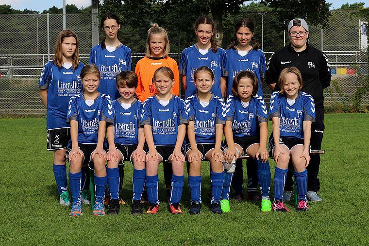 F.C. Hertha 03 Zehlendorf - 2. D-Mädchen