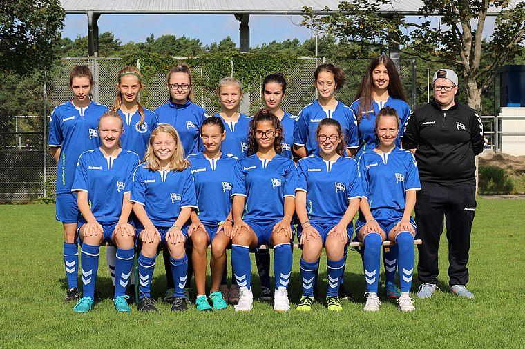 F.C. Hertha 03 Zehlendorf - 2. C-Mädchen
