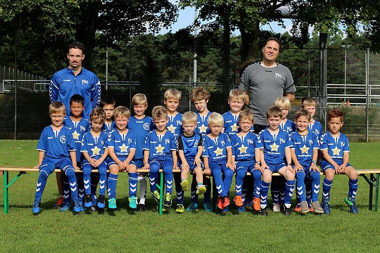F.C. Hertha 03 Zehlendorf - 3.+4. G-Junioren