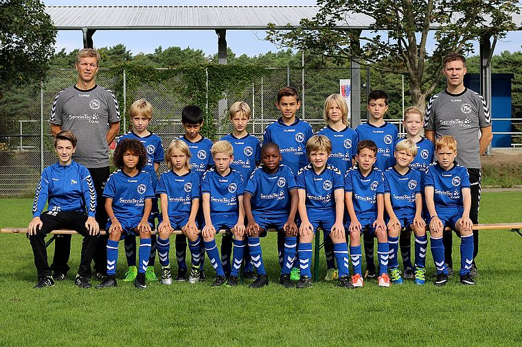 F.C. Hertha 03 Zehlendorf - 7. E-Junioren