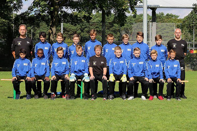 F.C. Hertha 03 Zehlendorf - 3. D-Junioren