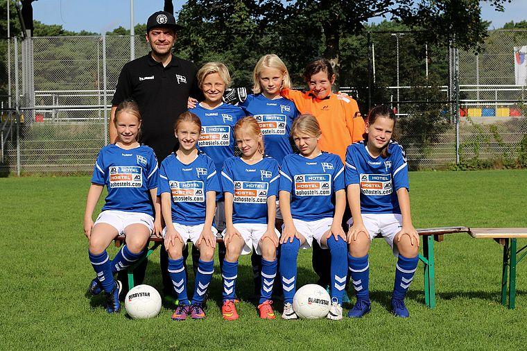 F.C. Hertha 03 Zehlendorf - 1. E-Mädchen
